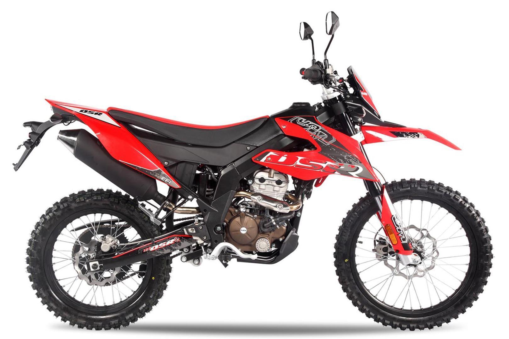 DSR EX 125