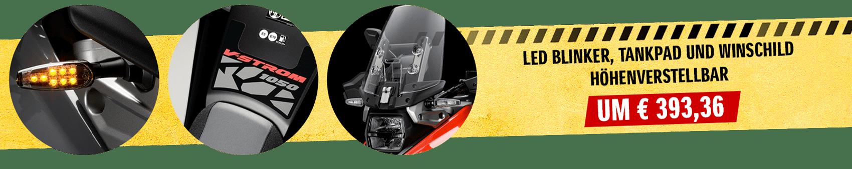 Suzuki V-Strom 1050 Zubehör