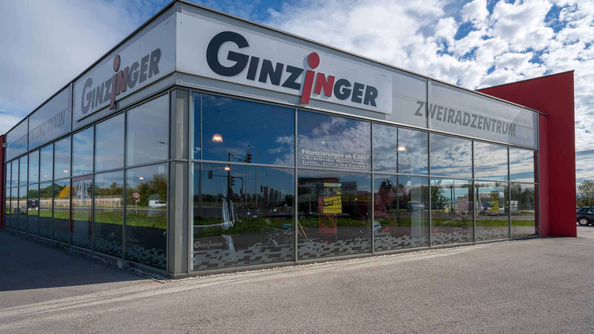 Ginzinger Filiale Traun