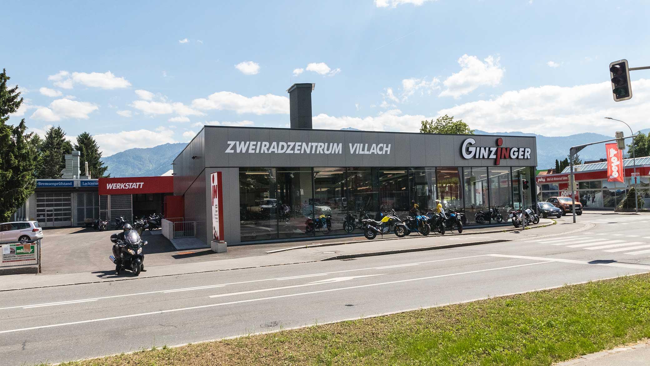 Ginzinger Filiale Villach
