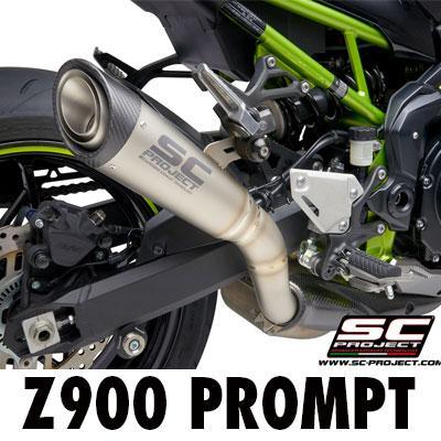 Kawasaki Z900 SC Project lieferbar