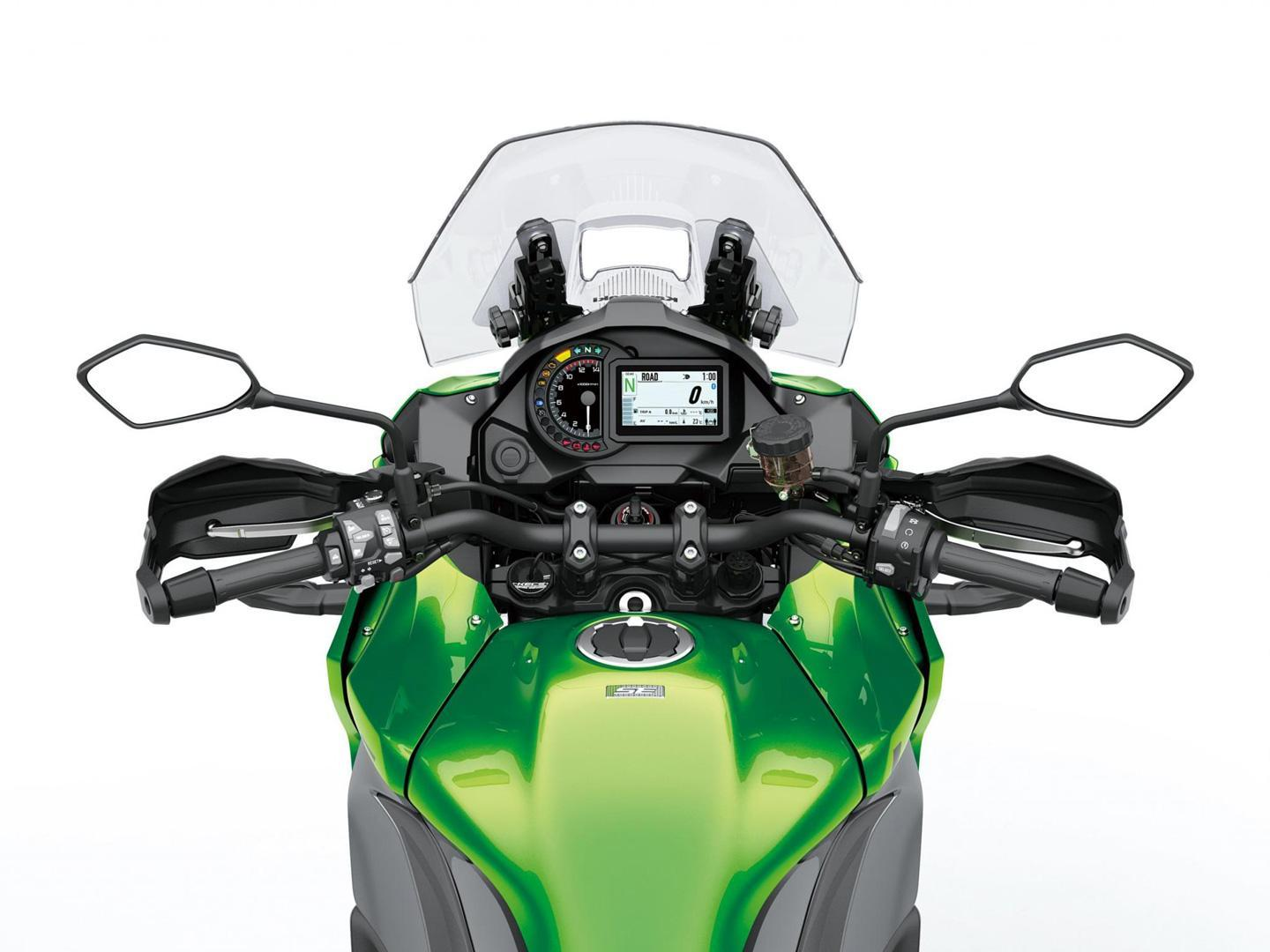 Versys 1000 Windschild