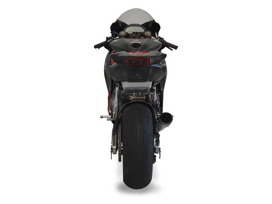 Moto2 Bike seitlich