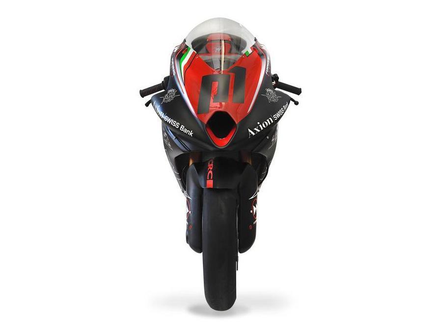 Moto2 Bike oben