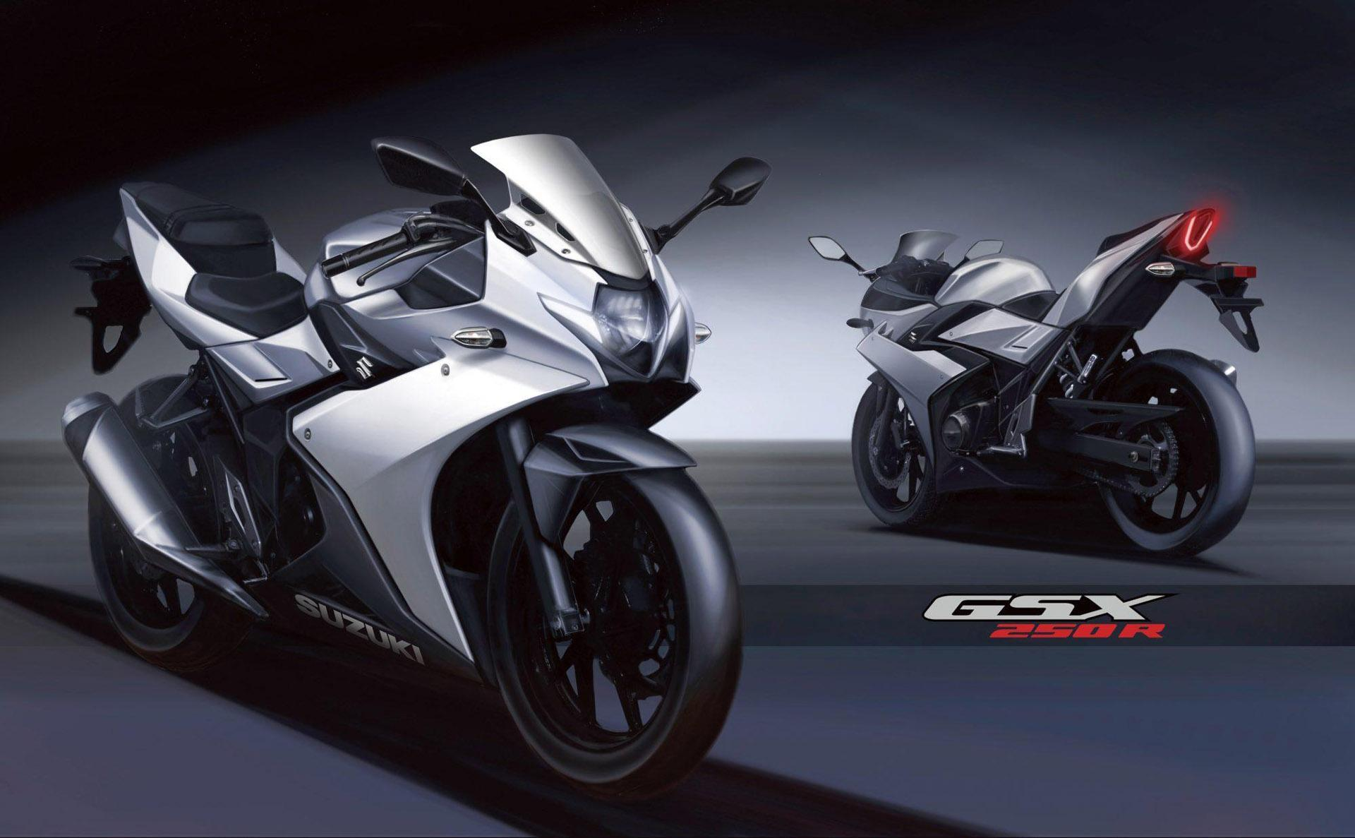 GSX-250R Design