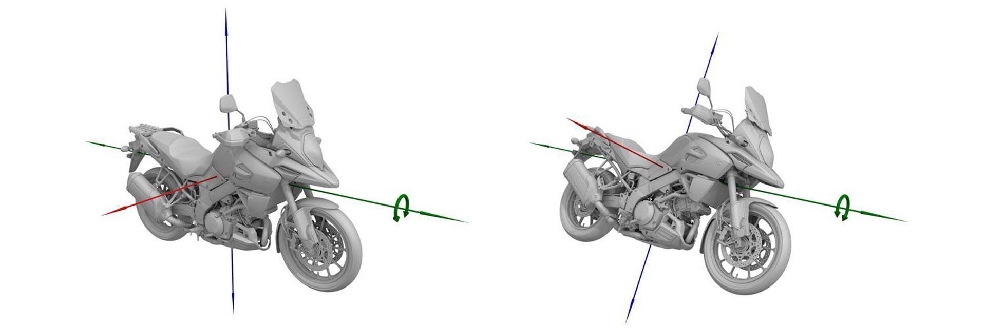 V-Strom Motion Track Bremssystem