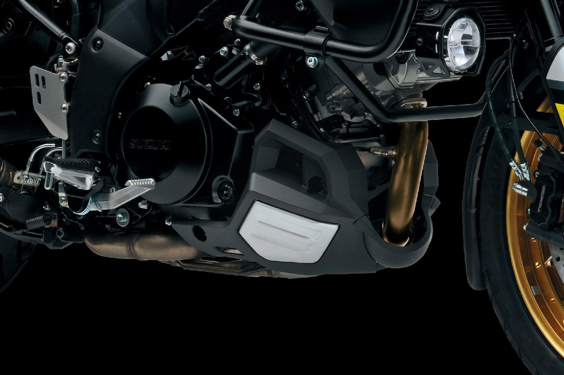 V-Strom 1000XT Motor