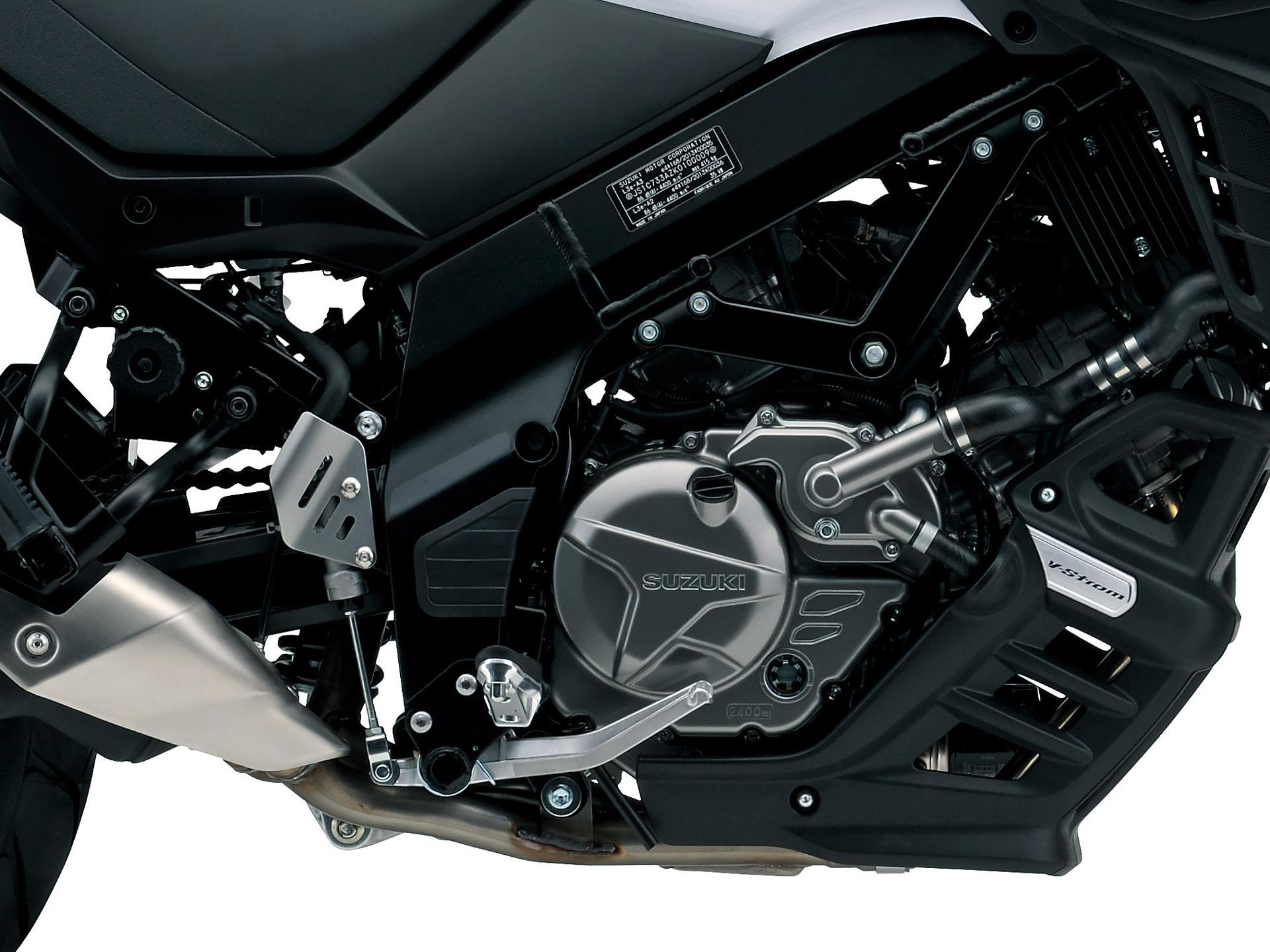 V-Strom Motor