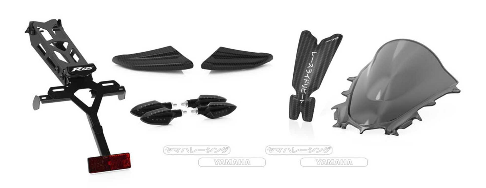 YZF R125 Sportpaket