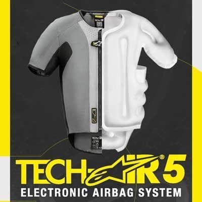 Alpinestars Tech-Air 5 Airbag Weste