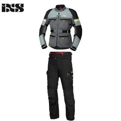 iXS Tour Jacke & Hose Adventure-GTX