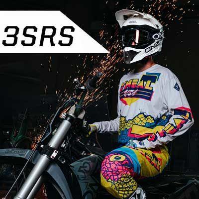 O'neal 3SRS MX Helm
