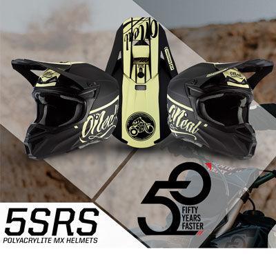 O'Neal 5SRS MX Helm