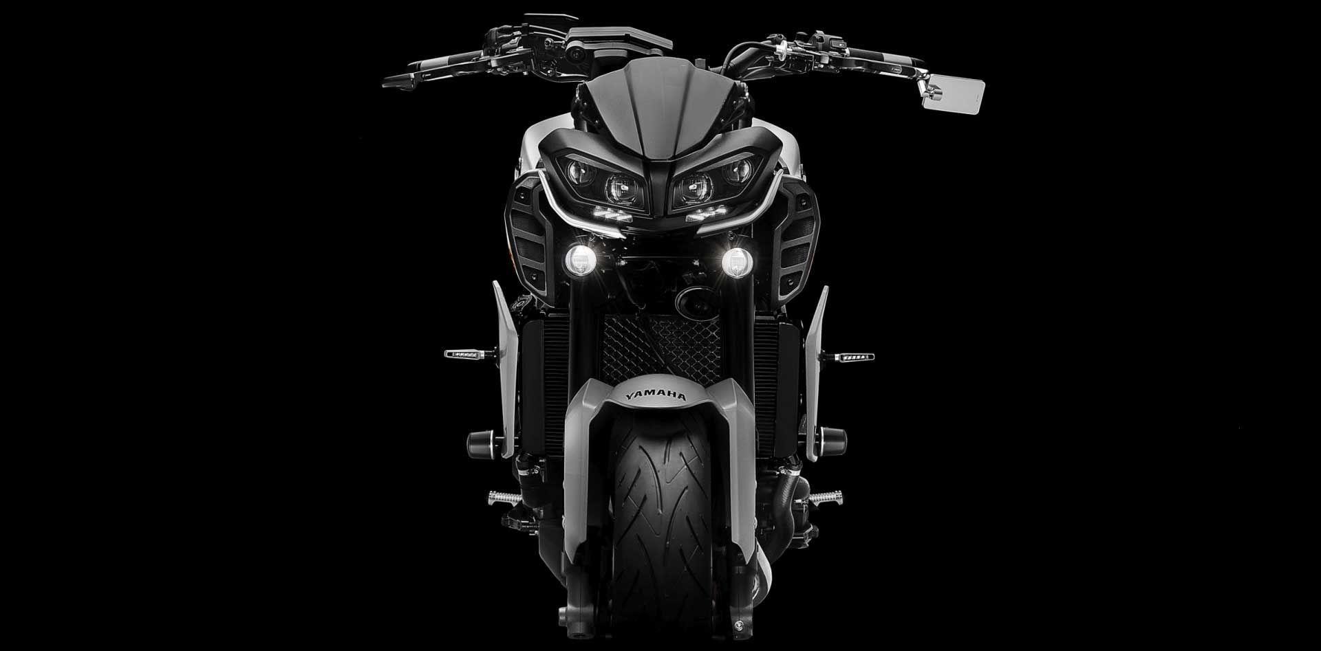 Rizoma veredelt die Yamaha MT-09